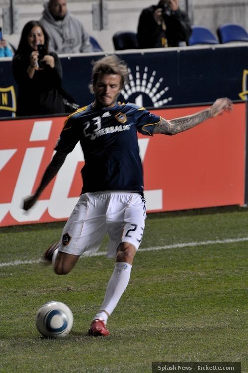David Beckham BULTO