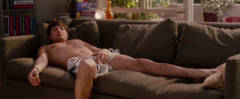Aaron lautner y alejandro chus follada gay en el semad - 1 part 6
