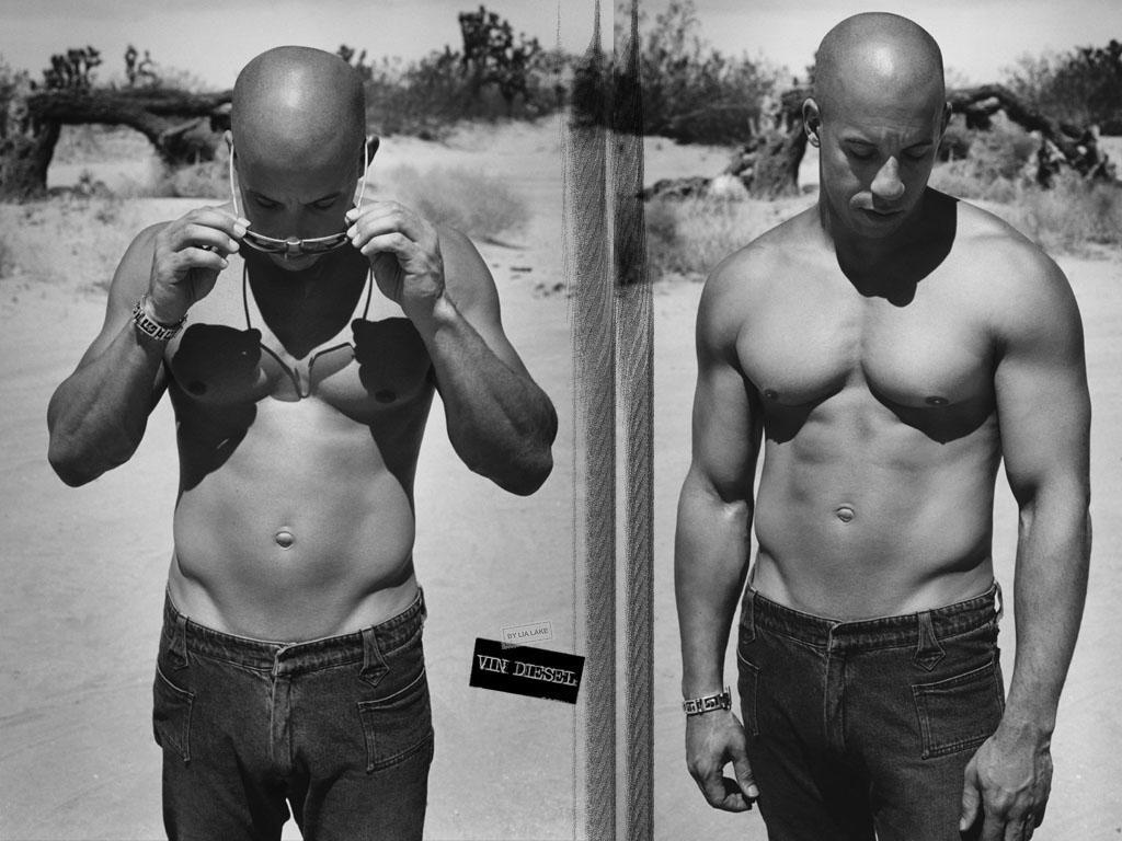 Vin Diesel yummi!!